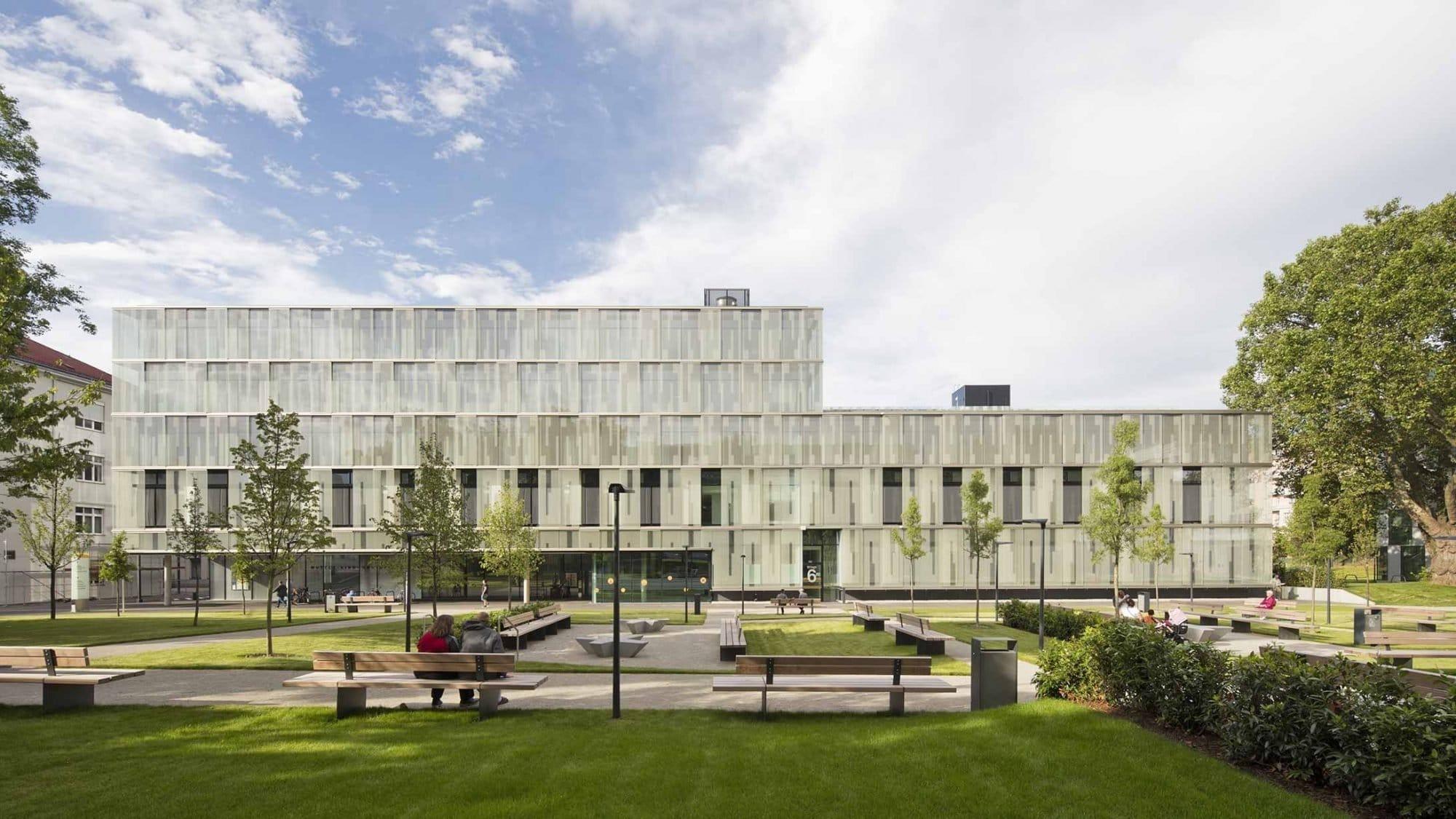 Healing Architecture am Beispiel des Spitals in Wien