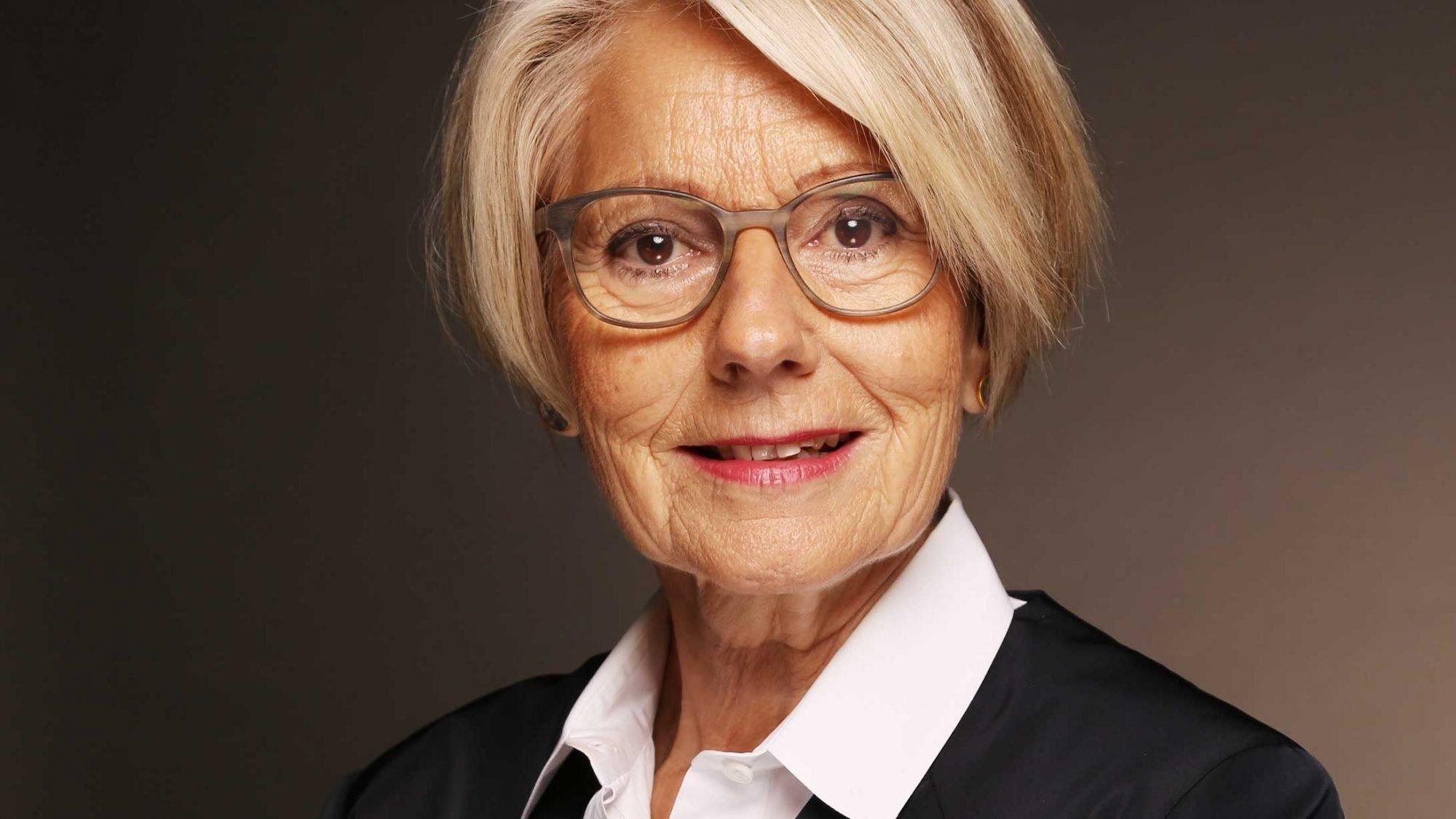 Christine Nickl-Weller, CEO und emeritierte Professorin an der Technischen Universität Berlin.