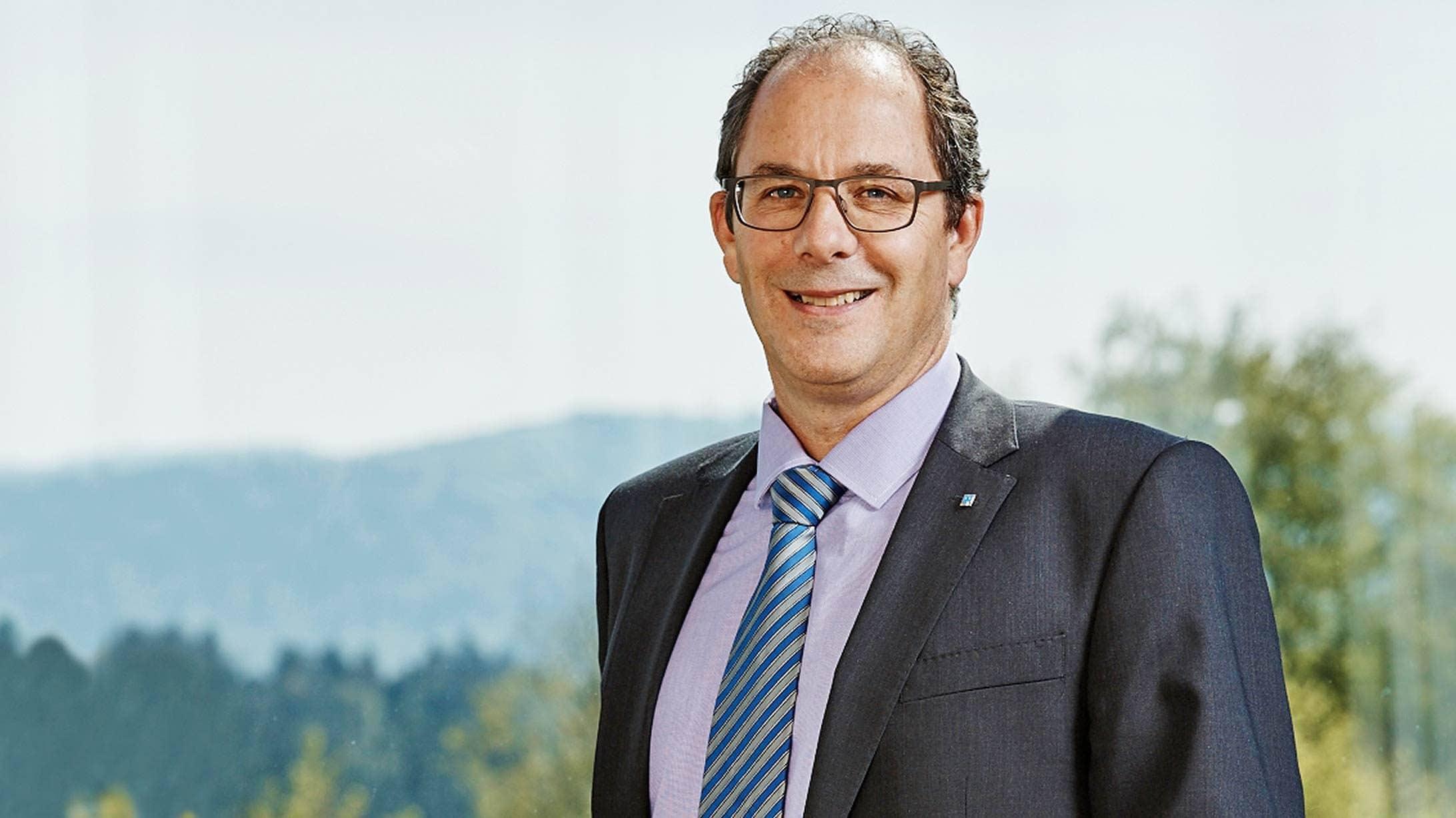 CEO vom KSB: Adrian Schmitter